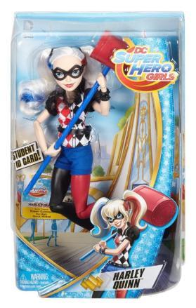 Poupee-Harley-Quinn-DC-Super-Hero-Girls-30cm